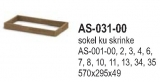 SKIPPI Sokel AS-031-00 ASSISTANT buk