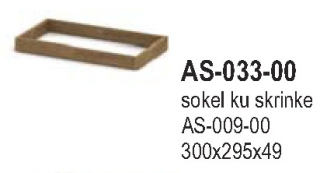 SKIPPI Sokel AS-033-00 ASSISTANT buk