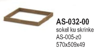 SKIPPI Sokel AS-032-00 ASSISTANT buk